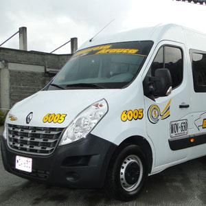 Bus Empresa Arauca - Miniestelar