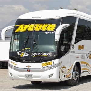 Bus Empresa Arauca - Super Estelar