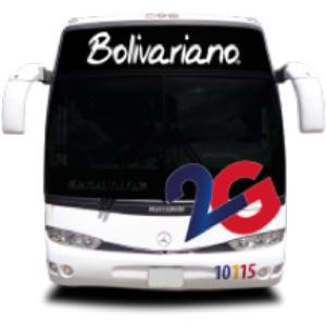 Bus Expreso Bolivariano - 2G