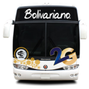 Bus Expreso Bolivariano - 2G Gold