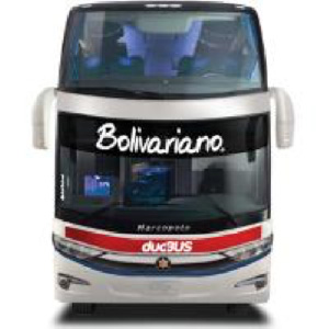 Bus Expreso Bolivariano - Duo Bus