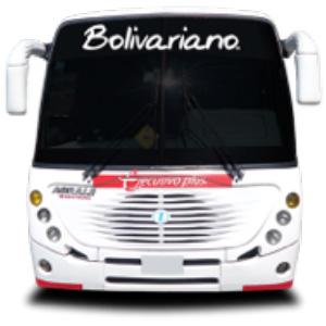 Bus Expreso Bolivariano - Servicio Ejecutivo
