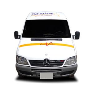 Bus Expreso Bolivariano - Eurovans