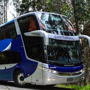 Bus Libertadores - DOBLE PASION