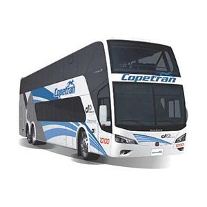 Bus Copetran - Doble Piso