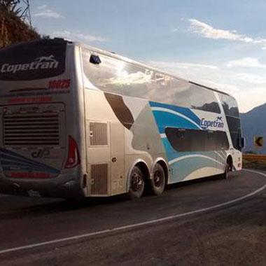 Pasajes De Bus Copetran Pinbus Com