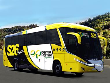 Bus Expreso Palmira - MAXXI