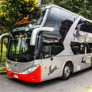 Bus Flota Magdalena - Doble Premium