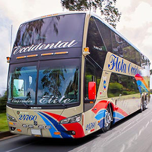Bus Flota Occidental - Gran Emperador Elite
