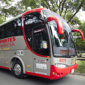 Bus Gomez Hernandez - Buses de Lujo