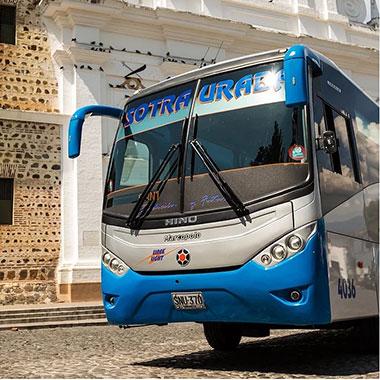 Bus Sotrauraba - Linea Premium