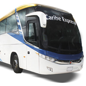 Bus Unitransco - CARIBE EXPRESS PLUS