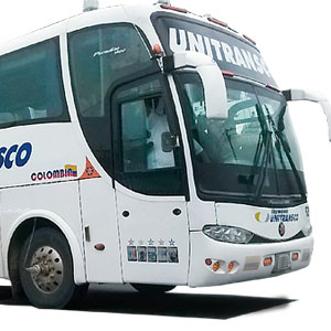 Bus Unitransco - PREFERENCIAL A